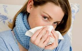 аллергия и сопли в носу