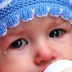 Аллергия у младенца: методы оперативного реагирования на симптомы