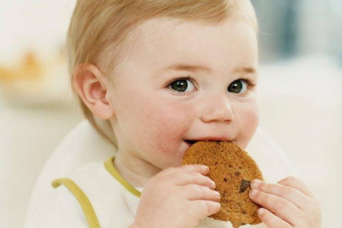 Аллергия на глютен у детей фото